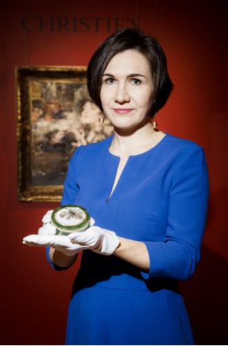 Фото №7 - Полвека искусства: самые яркие моменты в истории аукционного дома Christie's