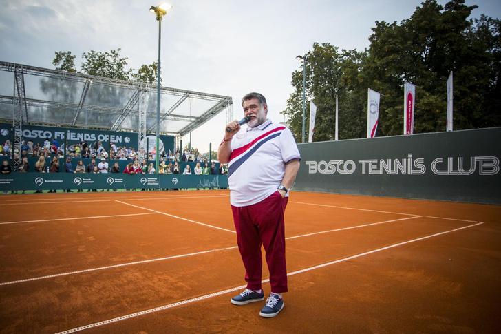 Фото №16 - Как прошел теннисный турнир Bosco Friends Open