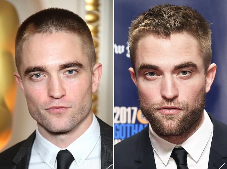 Фото №23 - 35 звездных фото, доказывающих, что иногда лучше побриться