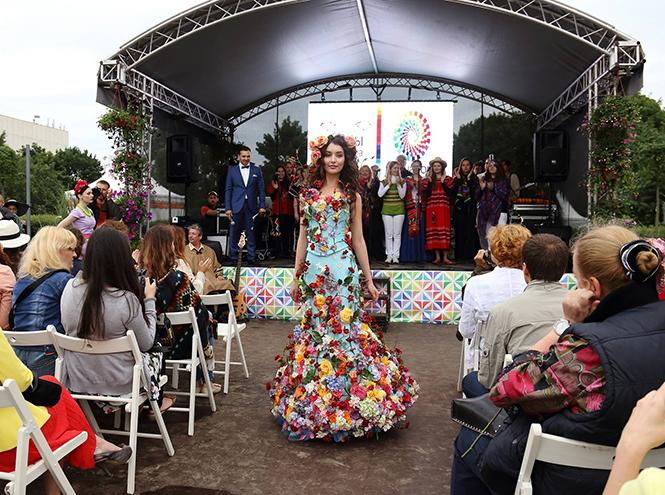 Фото №1 - В парке МУЗЕОН прошел «День Эквадора»
