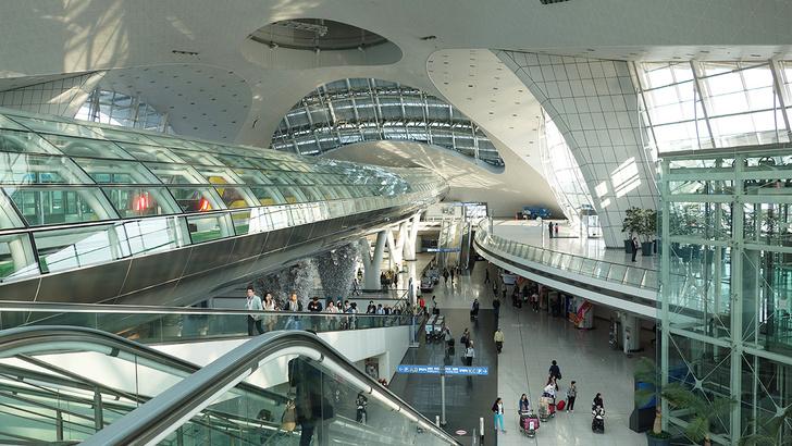 Фото №2 - Составлена десятка лучших аэропортов мира