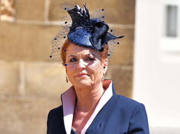 Фото №1 - Сара Фергюсон станет главной звездой второй королевской свадьбы