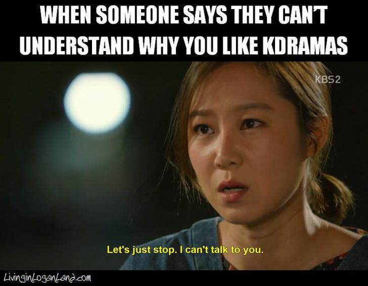 Фото №20 - 25 угарных мемов, которые поймут только фанаты корейских дорам