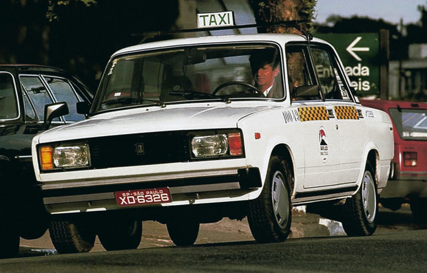 Фото №9 - Как назывались экспортные версии советских автомобилей
