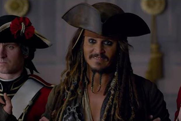 Фото №26 - Тысяча чертей! 20 убойных киноляпов в «Пиратах Карибского моря»