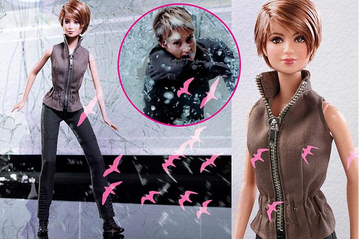 Barbie Трис из «Инсургента»