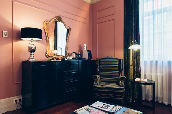 Фото №9 - Отель Dom Boutique Hotel в особняке XIX века в Санкт-Петербурге