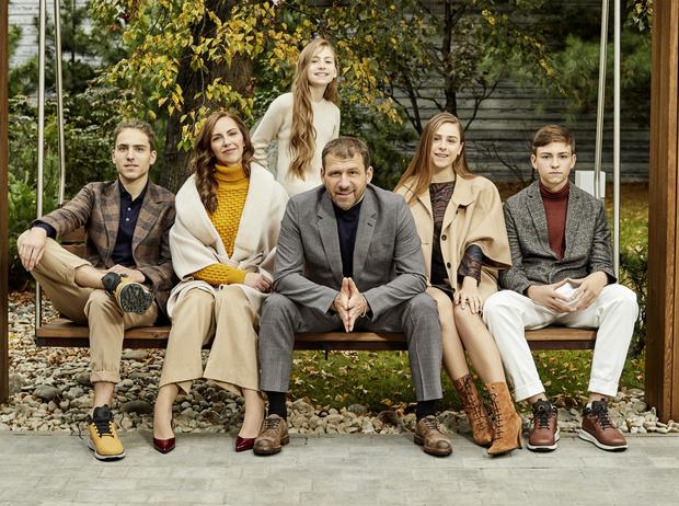 Фото №4 - Игорь и Екатерина Рыбаковы: семейное интервью