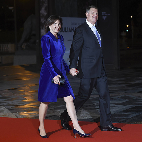 Фото №19 - Боги политического Олимпа: президенты и их жены на званом ужине в Париже