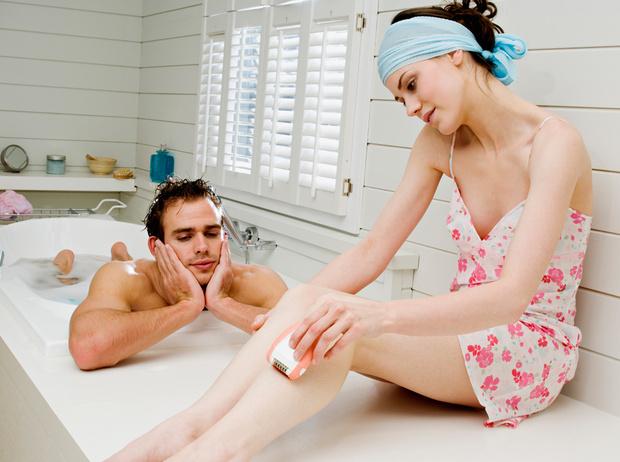 Фото №4 - 7 отличий мужской эпиляции от женской, или Как (и зачем) отправлять партнера в салон