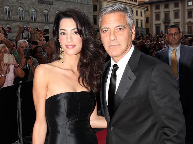 Фото №1 - Джордж и Амаль Клуни хотят завести ребенка