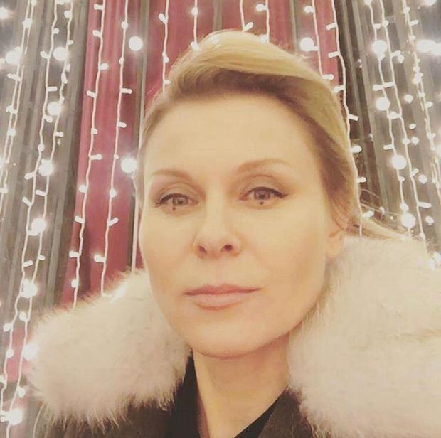 Фото №2 - У актрисы Ирины Вилковой отошли воды после задержания в центре Москвы