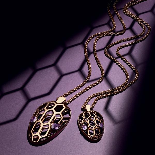 Фото №6 - Глаза змеи: новая ювелирная коллекция Bulgari