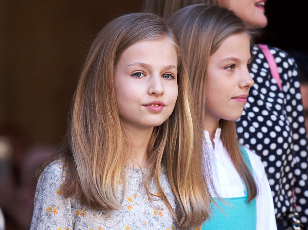 Фото №80 - Принцесса Леонор: история будущей королевы Испании в фотографиях