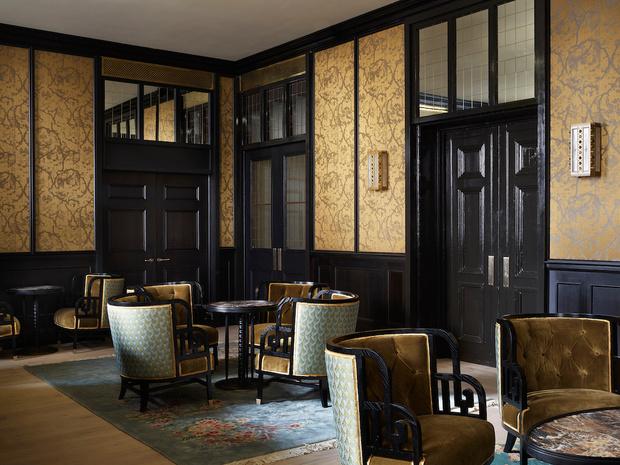 Фото №3 - Романтичный отель NoMad в Лондоне
