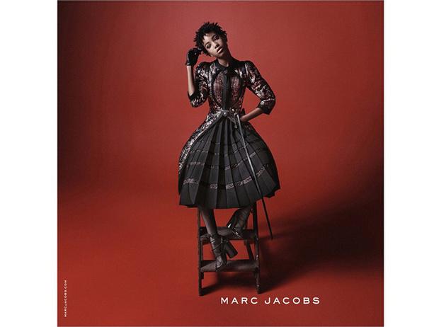 Фото №1 - Уиллоу Смит стала новым лицом Marc Jacobs