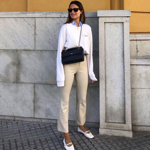 Фото №10 - Модные лайфхаки: как подобрать цвет сумки под свой аутфит