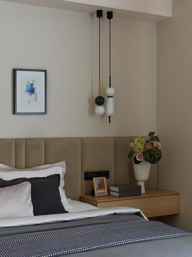 Фото №15 - Дом в Подмосковье 250 м² с камином и большими окнами