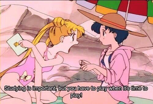 Фото №4 - Инстаграм дня: забавные цитаты из аниме «Сейлор Мун» без контекста