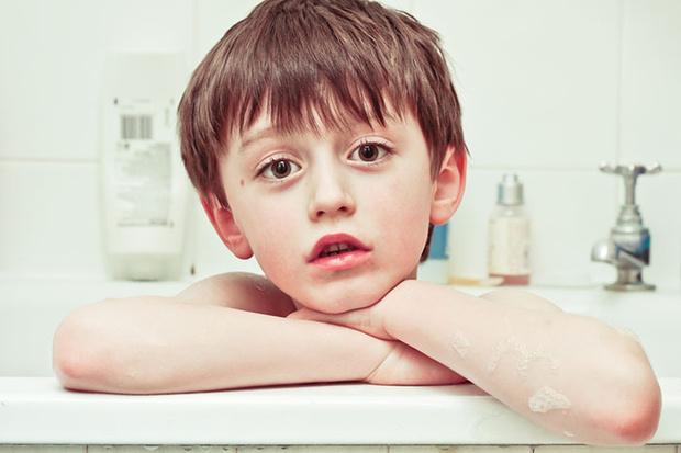 Фото №3 - Как вытащить ребенка из ванной: 5 простых приемов