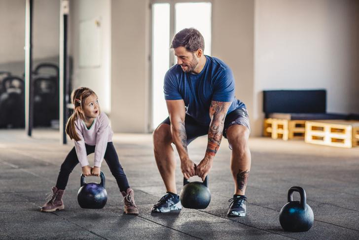 Фото №1 - Зарядка для малышей: 5 упражнений, которые нужно делать каждый день