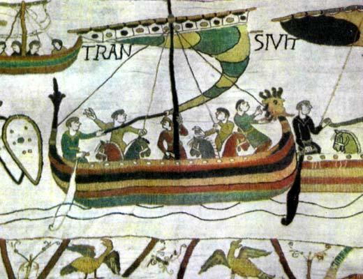 Фото №1 - От викингов к нормандцам