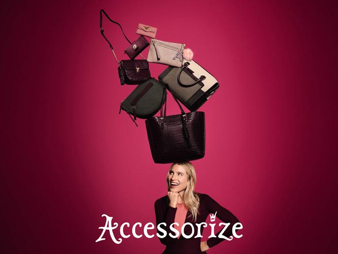 Фото №8 - Accessorize представляет новую рекламную кампанию с Дри Хемингуэй