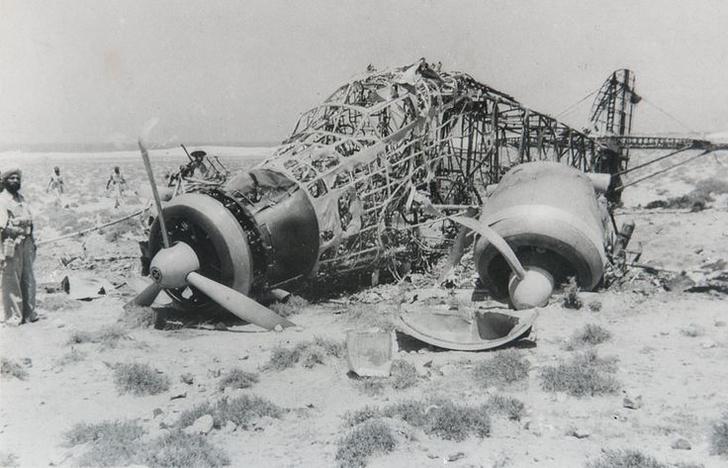 Фото №1 - Невезение, трагедия, стечение обстоятельств: 5 таинственных авиакатастроф XX века