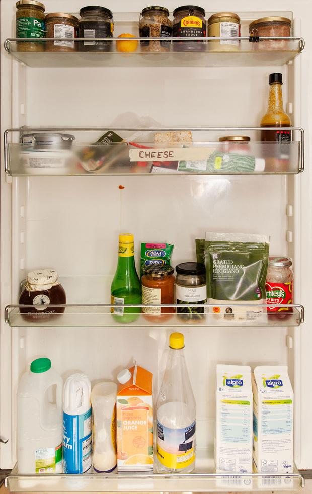 Фото №33 - Что лежит в холодильнике у жителей разных стран: 54 любознательных фото