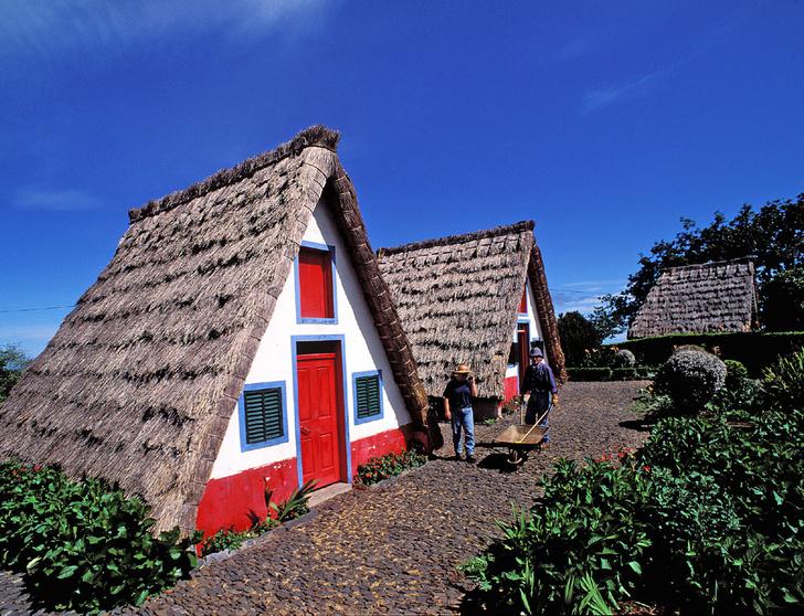 Фото №7 - Народная стройка: 9 необычных традиционных жилищ
