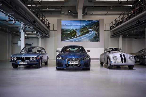 Фото №2 - BMW развязала дизайнерскую революцию, от которой всем не по себе