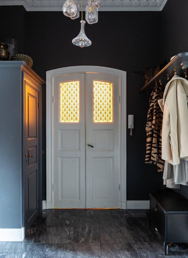 Фото №10 - Квартира в доме XIX века в Швеции