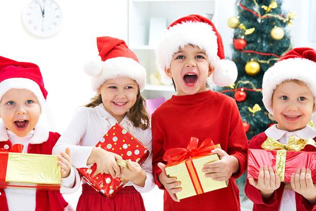 Фото №1 - Новогодний утренник в детском саду