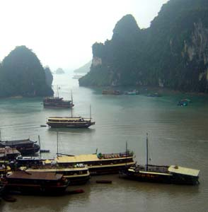 Фото №1 - Центральный Вьетнам опять всплыл