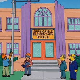 Фото №7 - Школа из «Симпсонов»: 10 скрытых деталей, которые ты точно не заметила