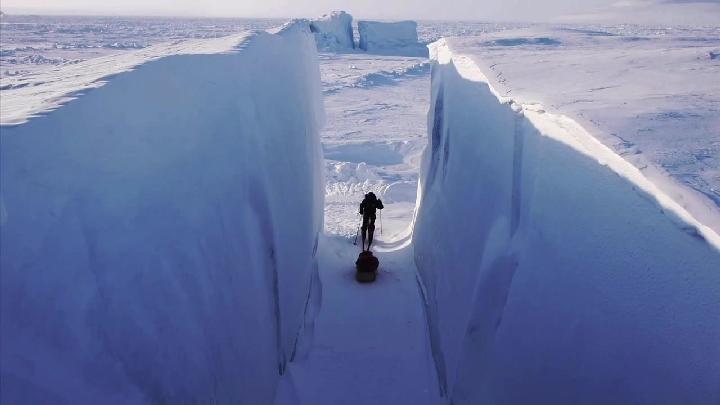 Фото №4 - Пешком по Антарктиде