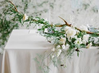 Фото №7 - Свадебный сезон 2017: модные палитры и детали, которые сделают свадьбу по-настоящему стильной