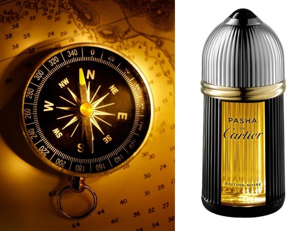 Фото №1 - Аромат дня: Pasha Edition Noire Limited Edition от Cartier Parfums