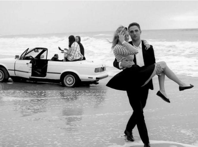 Фото №1 - Whole Lotta Love: хотите знать, как любит Роберт Паттинсон?