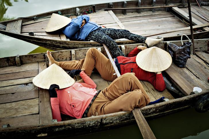 Фото №1 - Десять странных привычек вьетнамцев