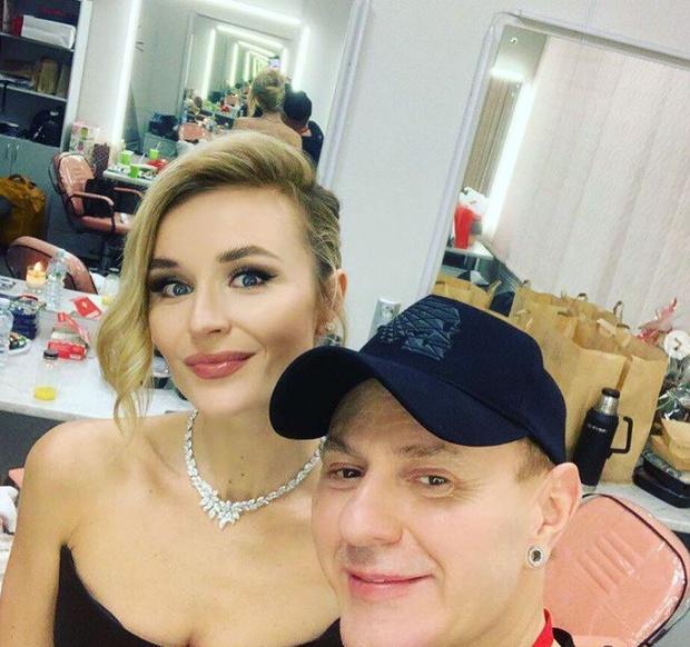 Полина Гагарина и Александр Шевчук