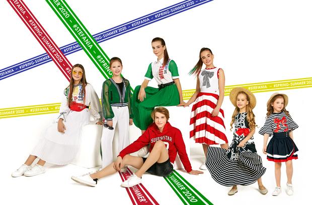 Фото №1 - Вот это да: новая коллекция бренда Stefania