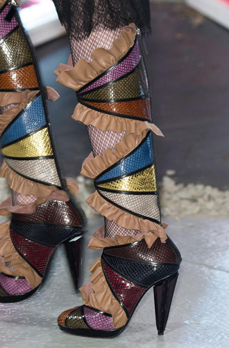 Фото №105 - Самая модная обувь сезона осень-зима 16/17, часть 2