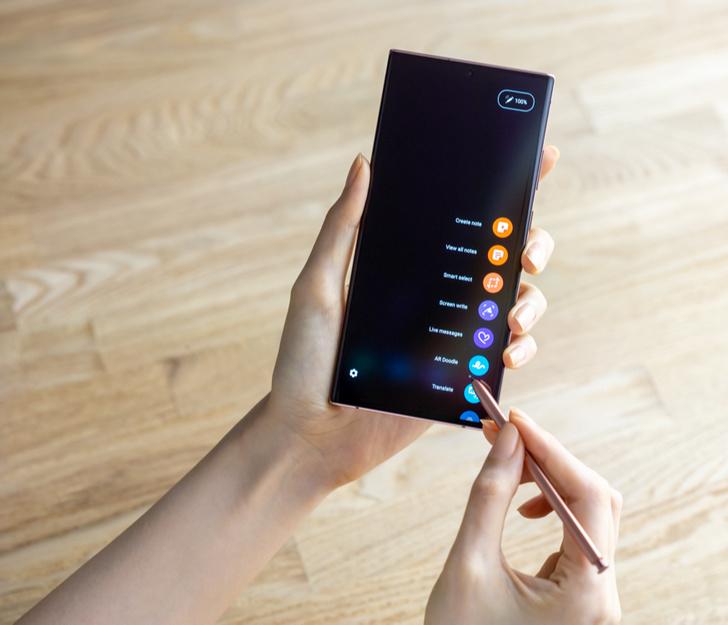 Фото №4 - Сам себе режиссер: домашнее видео с Samsung Galaxy Note