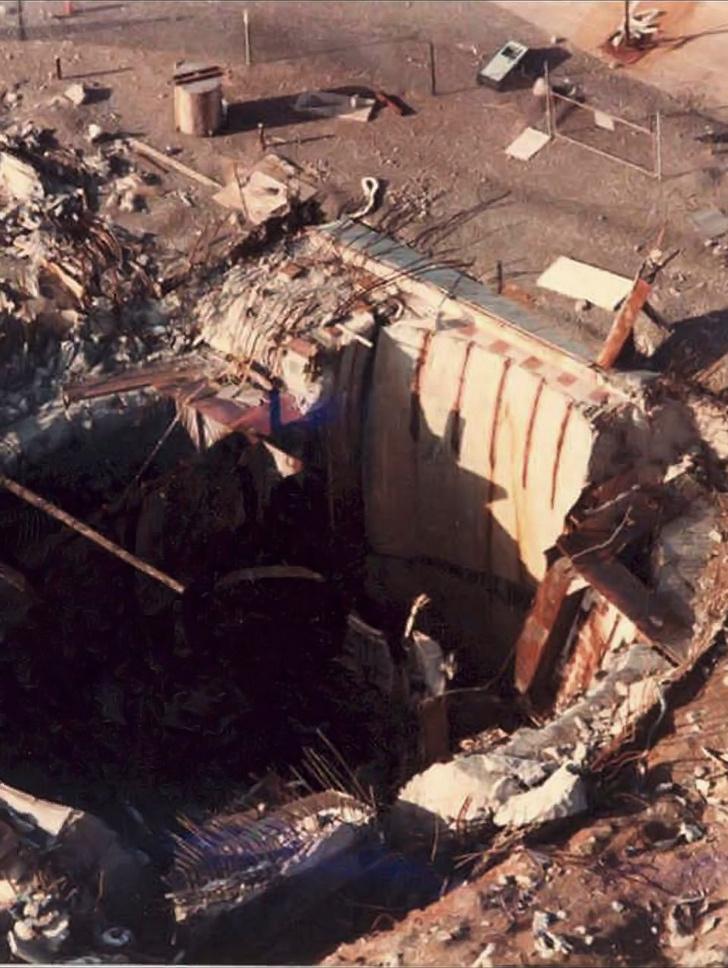 Фото №1 - Как американцы по глупости взорвали термоядерную ракету и никому не сказали