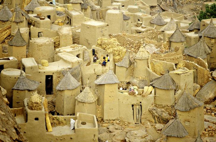 Фото №6 - Народная стройка: 9 необычных традиционных жилищ