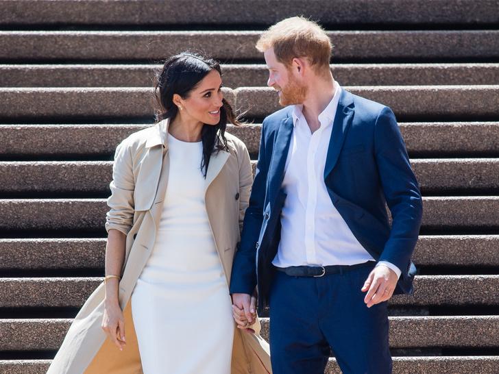 Фото №1 - Диагноз по фото: почему королевский фотограф предсказал Гарри и Меган скорый развод