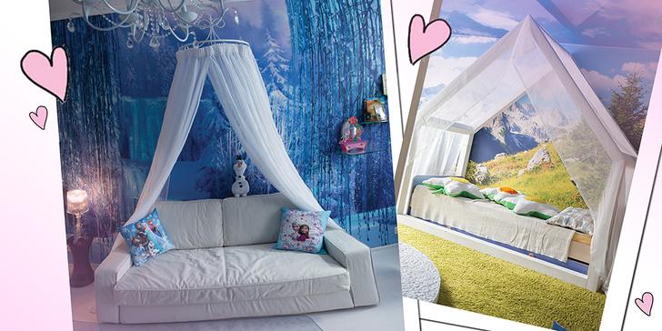 Фото №3 - 5 классных идей, как преобразить свою комнату!