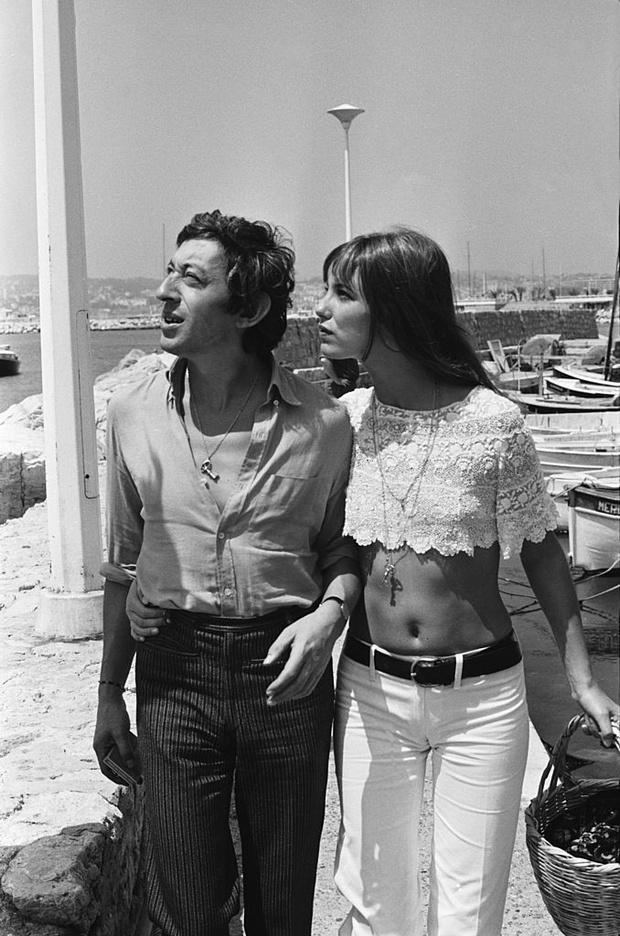 Фото №15 - Серж Генсбур и Джейн Биркин— самая стильная пара своего поколения. И вот почему