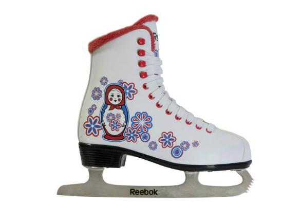 Фото №4 - Мода на льду: Reebok представил обновленную линейку женских коньков